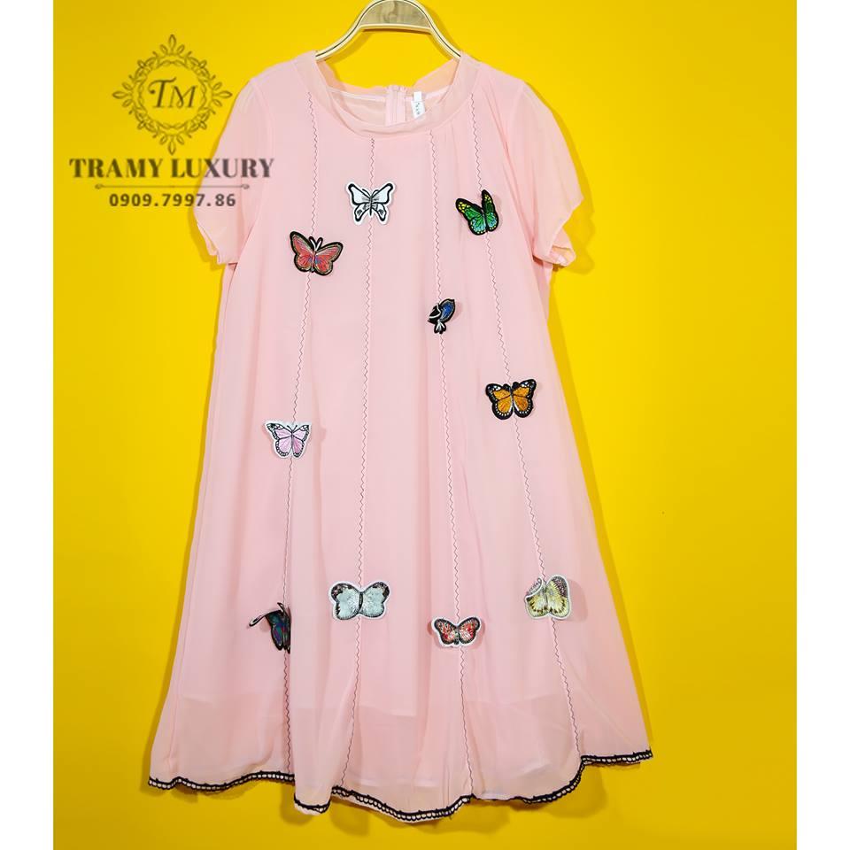 Đầm bầu đẹp hàng hiệu TM501