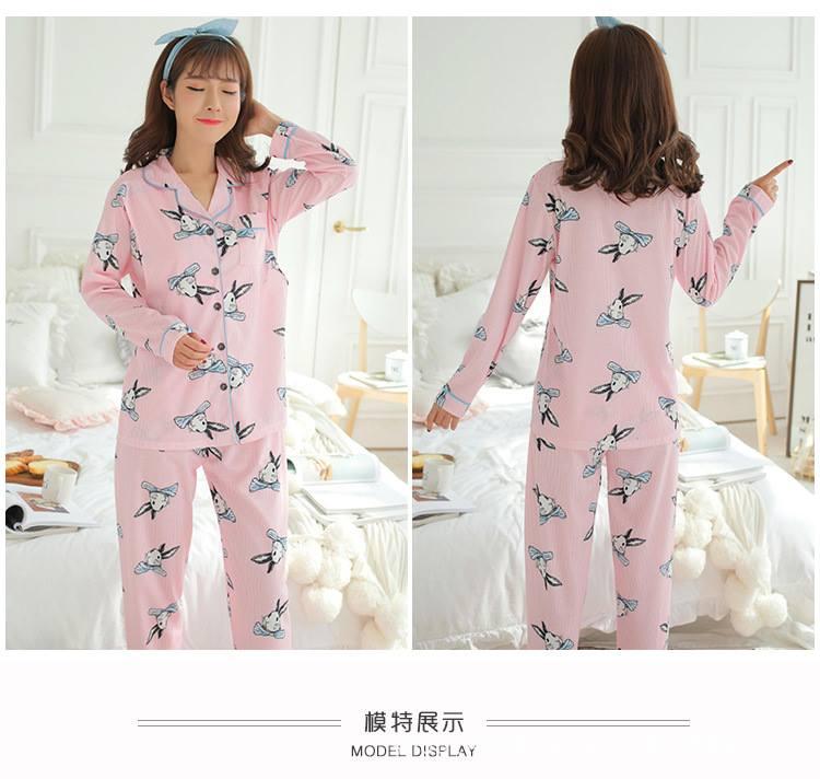 Chi Tiết Bộ Đồ Ngủ Pijama Cho Mẹ Bầu